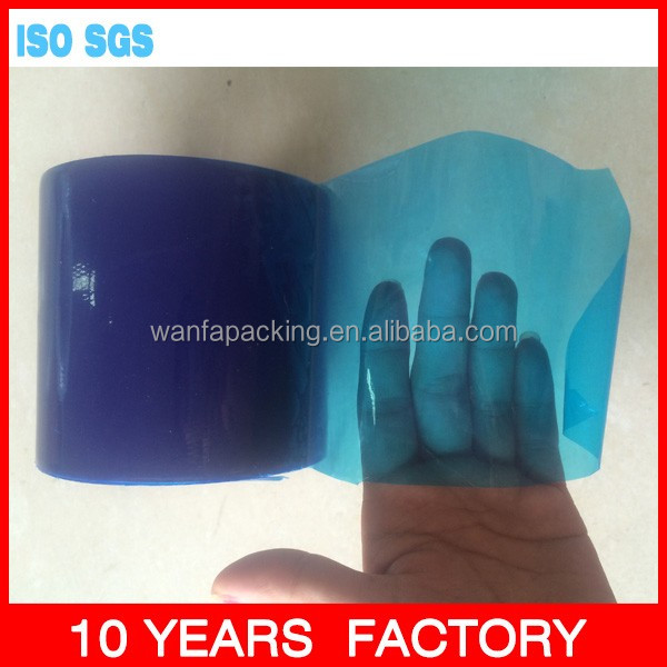 Wanfa Window glass Protector PE Protection film glass blue film