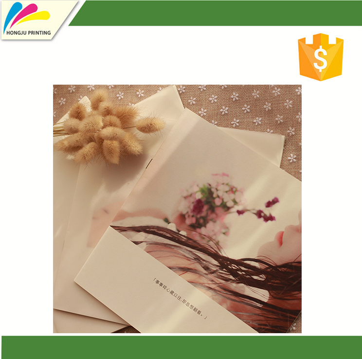 customized size Paper Product Catalog with best price