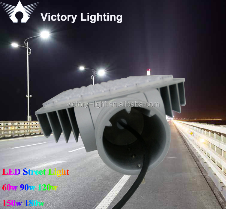 CRI>80 LED street lighting industrial outdoor LED street lighting 120W 150W outdoor LED street light 120W