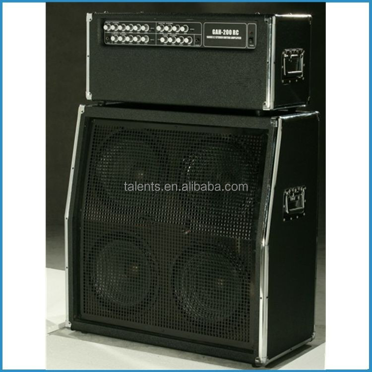 200 watt amplificatore per chitarra testa& armadio/4*12 eminenza ... - Armadio Per Chitarre