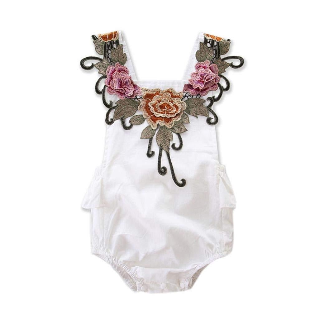 3e66d0aea9ed Cheap Girls White Jumpsuit