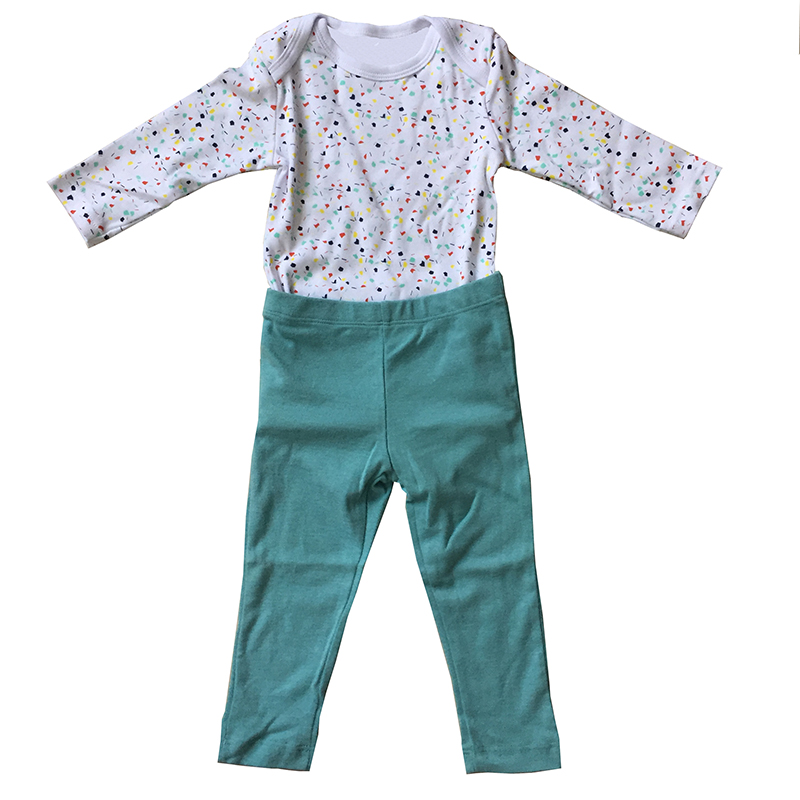 0396d2708062 Cheap Newborn Baby Clothes Organic Baby Romper Infant Baby Wear With ...