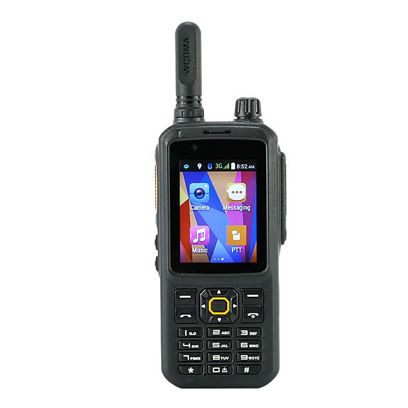 TS-W2086A 3g WCDMA GSM Dual SIM Smart Phone WCDMA Walkie Talkie