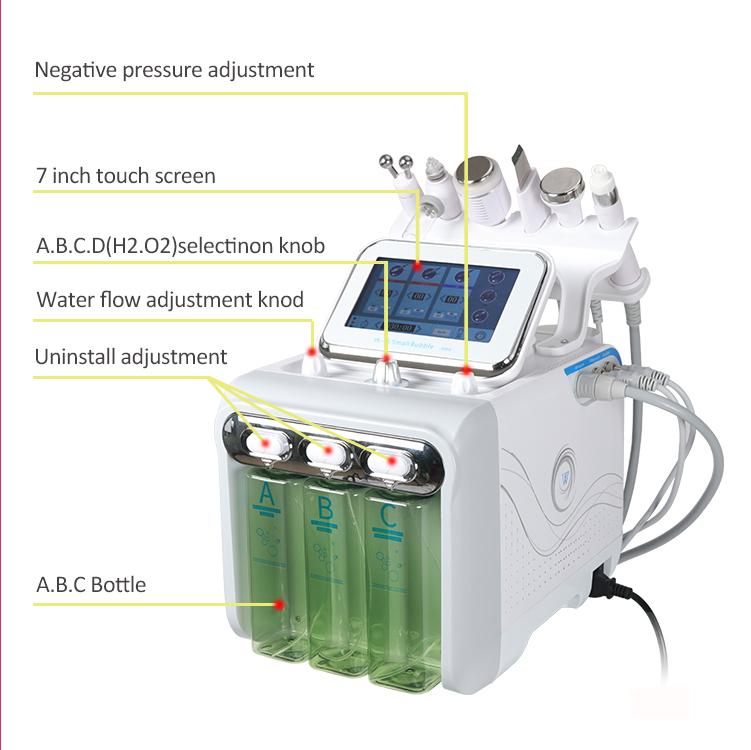 H2O2 90% ジェット水剥離 Jetpeel Oxigen 酸素フェイシャルマシン