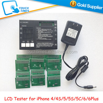 7 In 1 Mobile Lcd Tester For Iphone 4 5 6 Screen 3d Touch Function