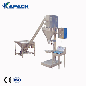 Best selling products coral calcium powder filling machine