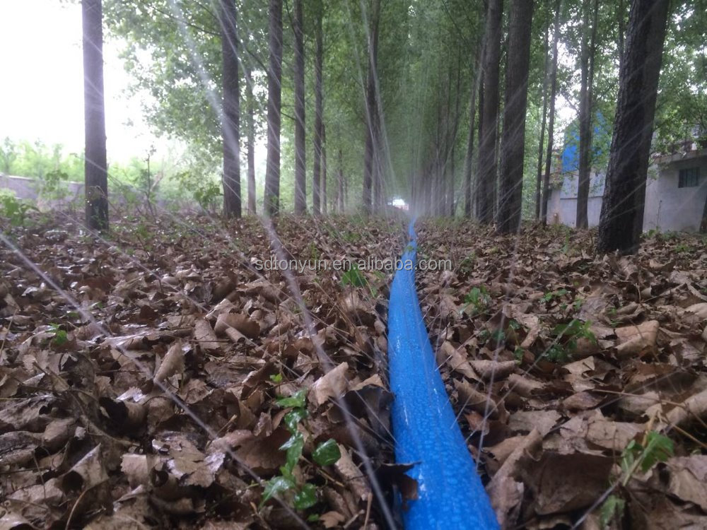 Flexible tubo de riego por aspersi n agr cola tubos de - Tubo riego por goteo ...