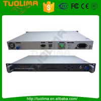 High quality 1310 fiber optic hd-sdi fiber optical transmitter and receiver