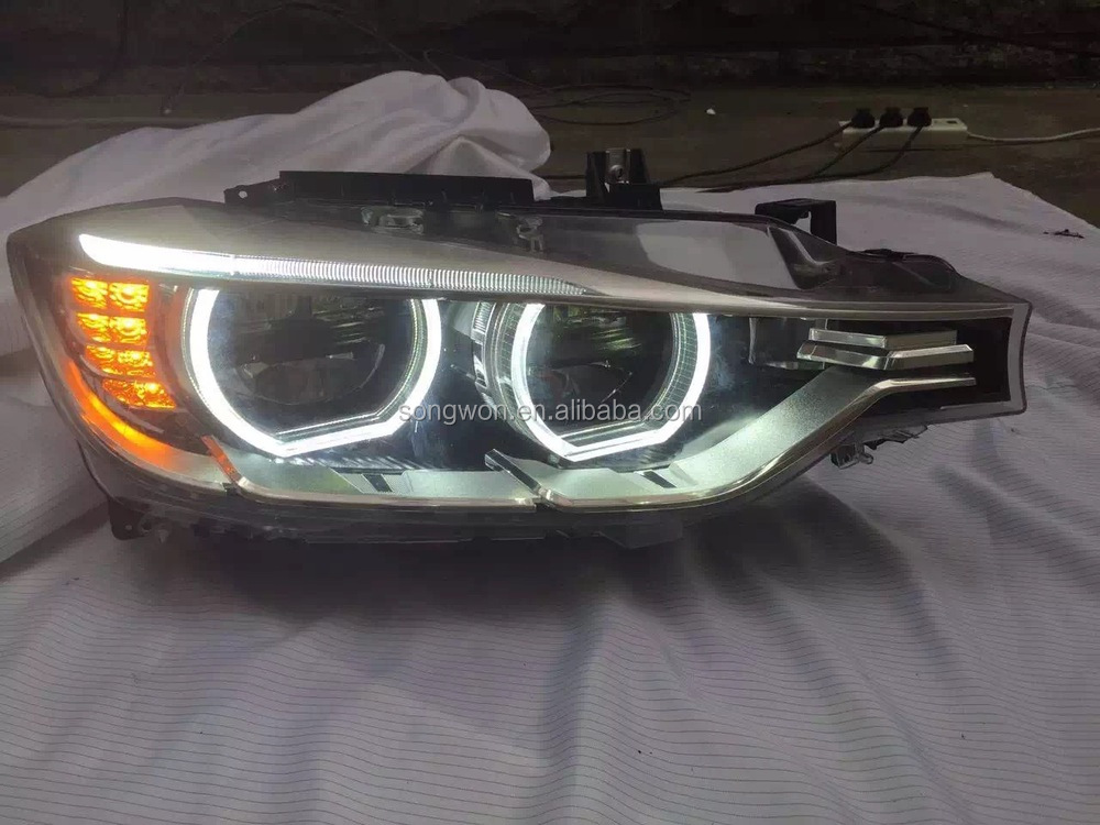 For Bmw F30 Headlights Head Lamp With High Quality Buy Auto Parts
