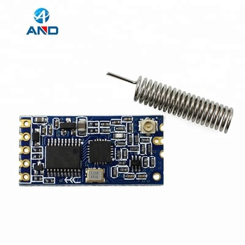 433Mhz SI4463 Wireless Serial Port Module 1000m Replace Bluetooth