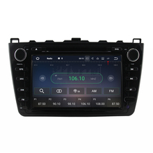Octa-core 2 din Android 8.0 Head Unit Auto DVD-Player Radio für Mazda 6 Ruiyi Ultra 2008 2009 2010 2011 <span class=keywords><strong>2012</strong></span> 4 GB + 32 GB GPS Navi