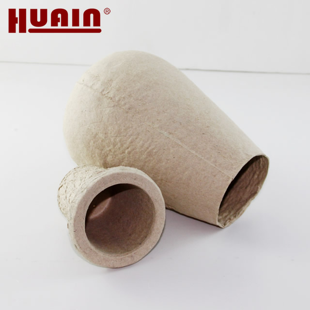 Sugarcane Molded Paper Pulp Tray