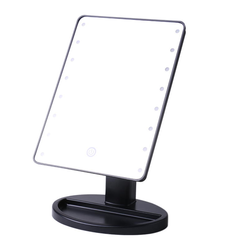 Vanity mirror with led rMEh0t touch dimming led vanity mirror for sale