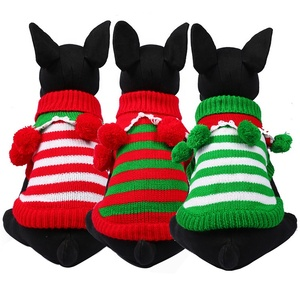 Wholesale Pet Clothes Jumper Christmas Dog Sweater