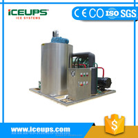 flake ice machine for seawater