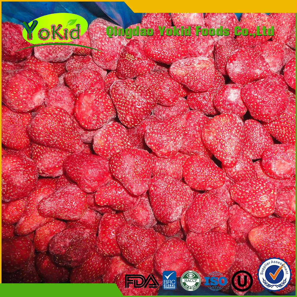 Supply Best Service All Speficications Deep Freeze Frozen Style Fresh Strawberry