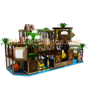 Excellent Quality Kid's Plastic Play House , Children Fun House Full plastic playground , plastic play house