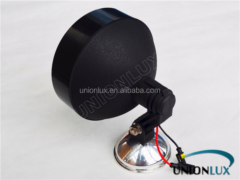 35W 55W Optional Round HID driving light for Jeep Truck HID offroad light Working Light for sale