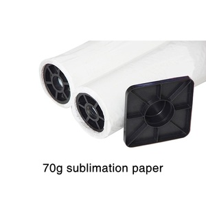 80g 95g 100g sublimation paper roll for fabric printing
