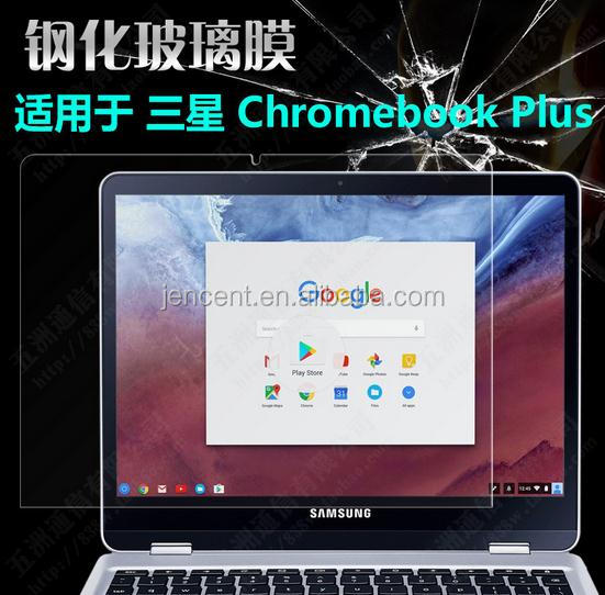 Tempered Glass Screen Protector for samsung Chromebook Plus XE513C24-K01US