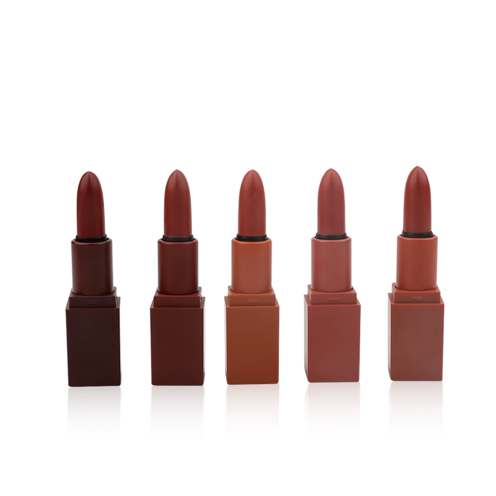 Wholesale Private Label Lipstick Matte 4 Colors lipstick set custom Waterproof Lipstick фото