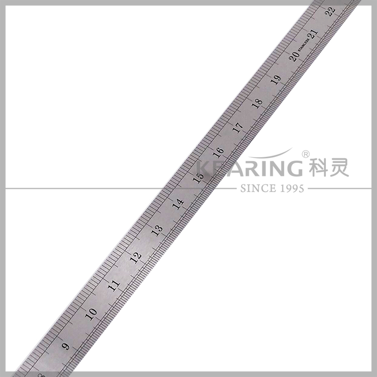 Metric & Imperial Stainless Steel 1M Metal Ruler for Measuring #SS100