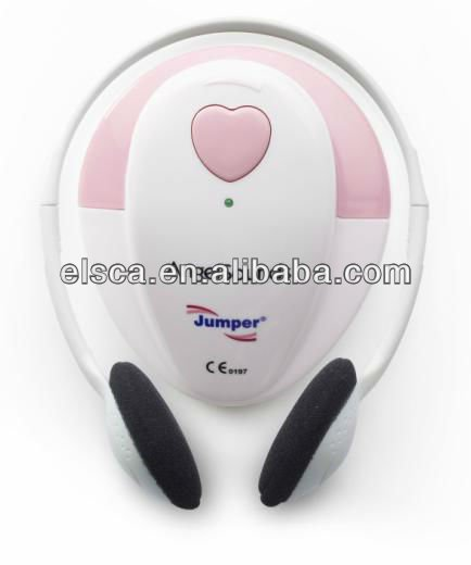 high quality Angelsounds home use fetal doppler