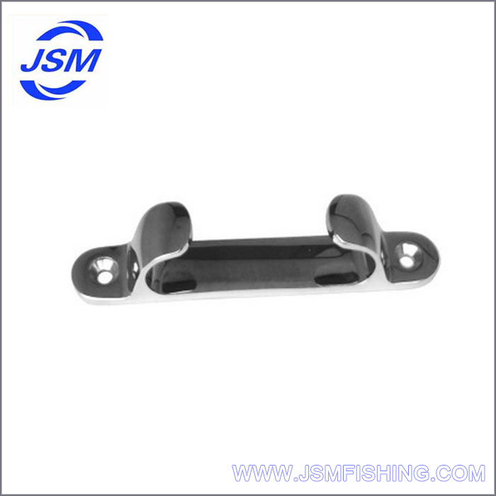 316 Stainless steel material cable chock, Marine accessories, yacht stainless steel fittings