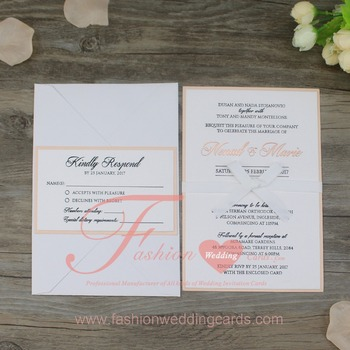 Customized Foiling Cotton Paper Engagement Invitation Card Buy Invitation Cards Engagement Invitation Cards Cotton Paper Invitation Cards Product On