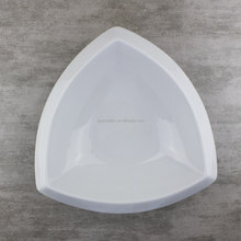 : triangle dinner plates - pezcame.com