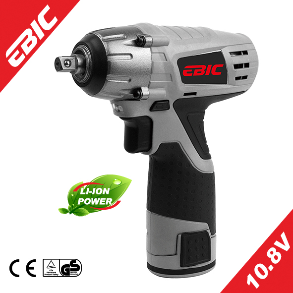 EBIC Power Tools Cordless Impact Wrench in High Quality