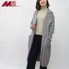 Nuove Donne <span class=keywords><strong>di</strong></span> <span class=keywords><strong>Stile</strong></span> Lungo Cardigan In Maglia <span class=keywords><strong>di</strong></span> <span class=keywords><strong>Cachemire</strong></span> <span class=keywords><strong>100</strong></span>% Maglione
