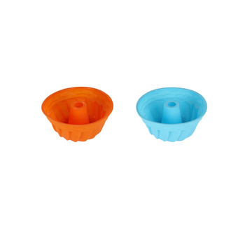 pumpkin shaped silicone cake mould