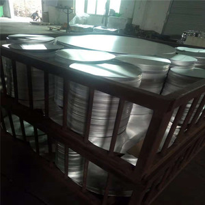 clad metal plate circle aluminum+stainless steel clad circle for cookware