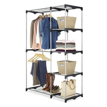 Good JP WR115 Heavy Duty Double Rod Closet