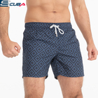 Wholesale custom oem mens Board Shorts Swim Trunks Beach Wear shorts print swim shorts quick dry pants
