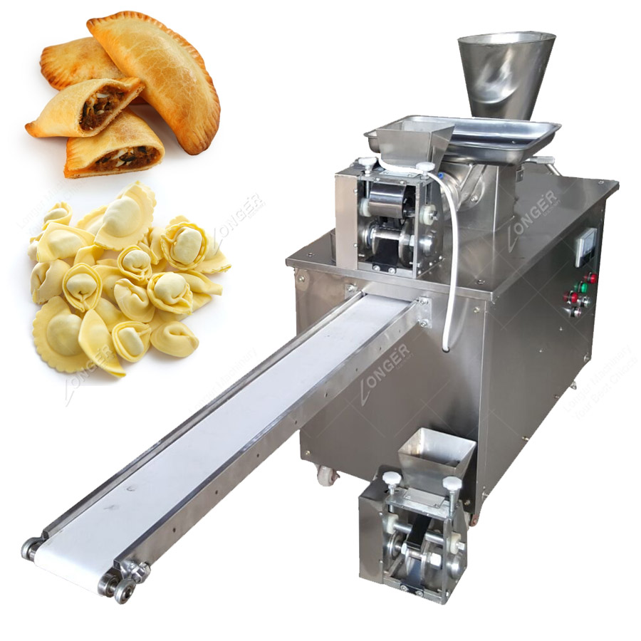 Fully Automatic Factory Cost Pelmeni Pierogi Ravioli Machine For Sale
