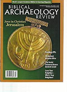 BIBLICAL ARCHAEOLOGY REVIEW, SEPTEMBER / OCTOBER, 2014 ( JEWS IN CHRISTIAN ...