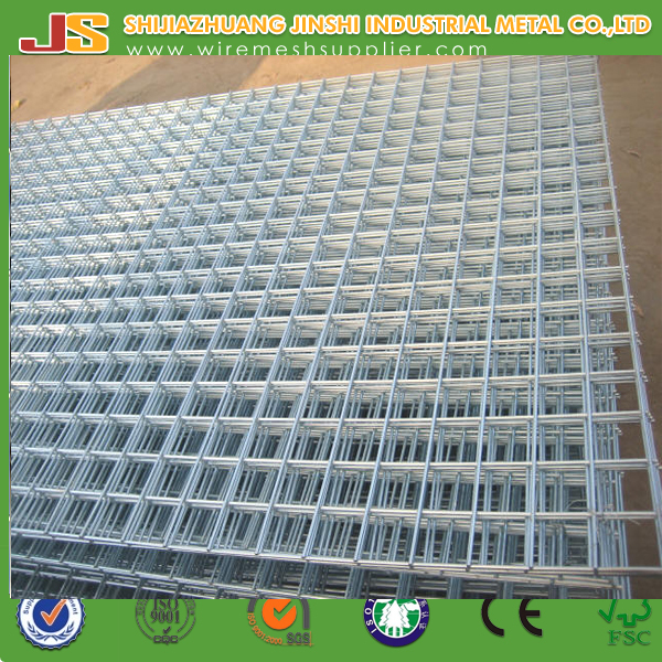 Welded Wire Mesh Fence Panels In 12 Gauge For Building Construction ...