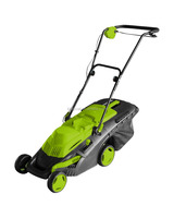 36v lithium battery cordless lawn mower