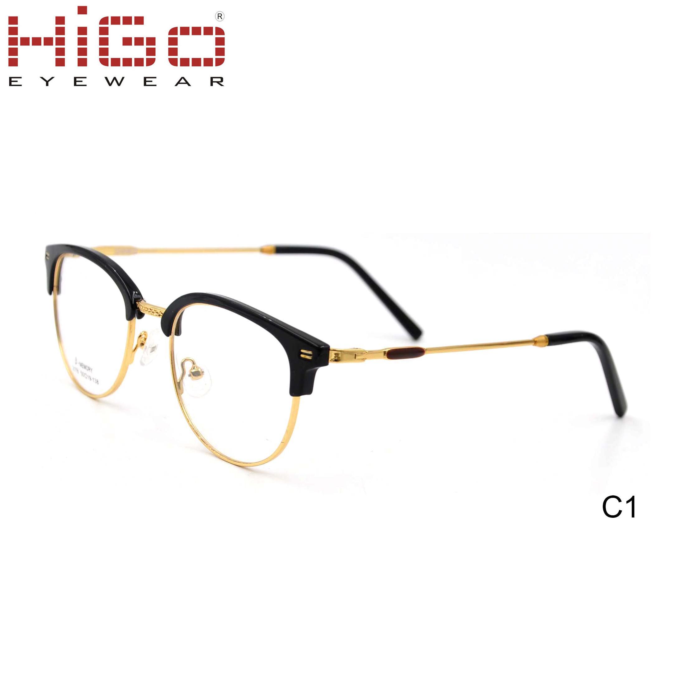 00855a71c0 Ronda gafas ópticas de las mujeres casuales gafas marcos no receta claro lentes  gafas marco óptico