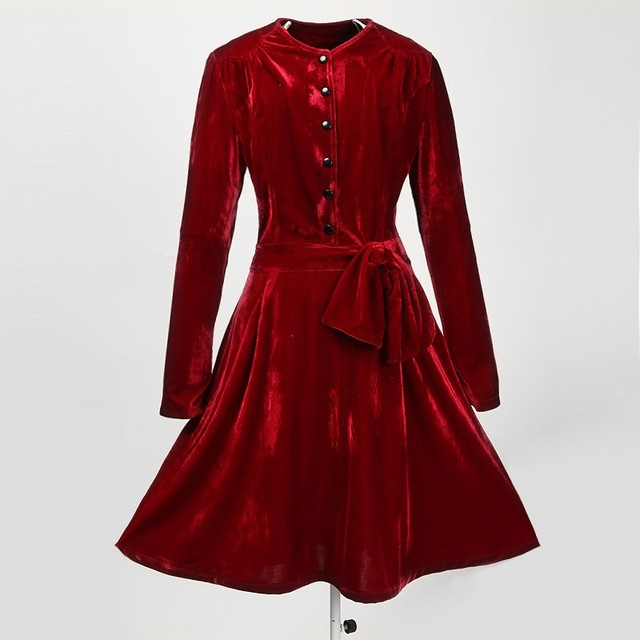 82f246ffb3 wholesale womens clothing manufacturer red prom dress with long sleeves