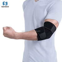 Neoprene Adjustable Elbow Wrap Support for Injury Recover