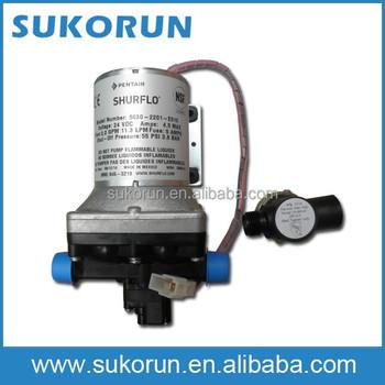 24v Shurflo New Version Bus Toilet Water Pump 2088-473-143