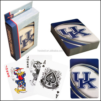 Custom Paper Playing Cards Template