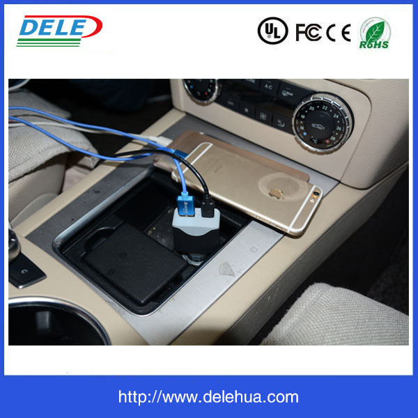 micro usb Imported high quality electronical parts car power adapter Electronics company