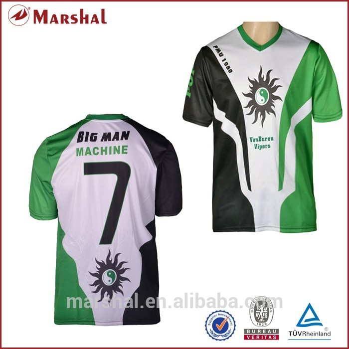 2c5fd000c8 Oemimpressão por sublimação de uniformes de futebol
