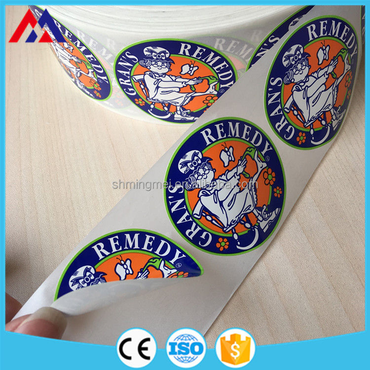 Pp Sticker Pp Sticker Suppliers And Manufacturers At Alibabacom - Waterproof promotional custom vinyl stickers