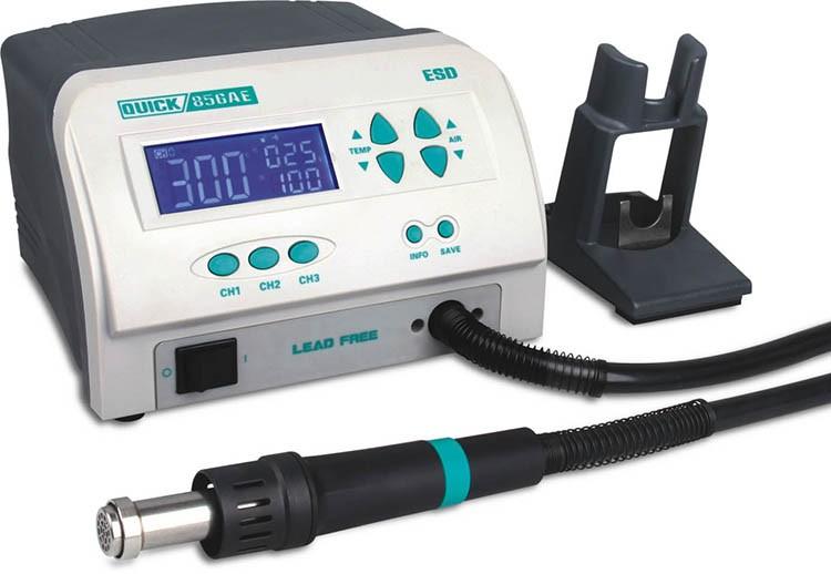 Quick 856ae Hot Air Mobile Phone Repair Tool And Equipment