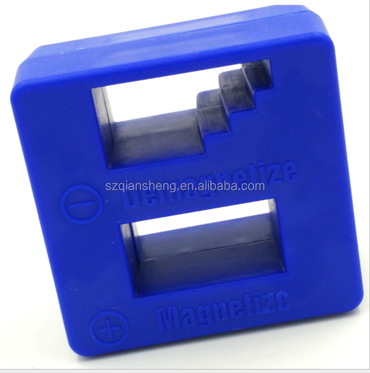 portable Manual screwdriver  magnetizer and demagnetizer